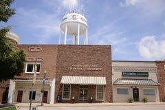 De Kamer van Koophandel van de Provincie van Covingtontipton stock foto's