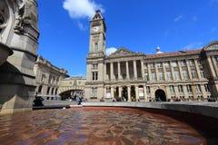 De Kamerheer Square van Birmingham royalty-vrije stock foto