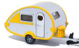 De kampeerauto van het stuk speelgoed stock fotografie