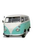 De kampeerautobestelwagen van Volkswagen Stock Afbeelding