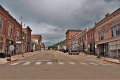 De Kampioen van de binnenstad, Colorado stock foto's