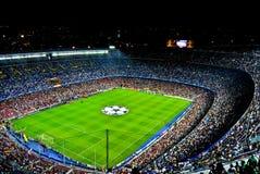 De kampioenenliga van Barcelona van kampnou Royalty-vrije Stock Afbeeldingen