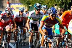 De Kampioenschappen 2008 van de Wereld van de Weg van Uci Stock Foto