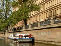 De Kanalen van St. Petersburg Rusland Royalty-vrije Stock Fotografie