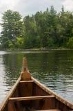 De kano van de reiziger Royalty-vrije Stock Foto