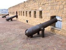 De kanonnen van Olds Stock Afbeelding
