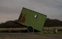 De kant van de aanhangwagen Royalty-vrije Stock Foto's