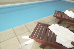 De kant van de pool Royalty-vrije Stock Foto