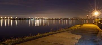 De kant van de rivier Royalty-vrije Stock Foto