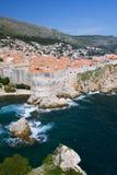 De Kant van het noorden van Dubrovnik Royalty-vrije Stock Afbeeldingen