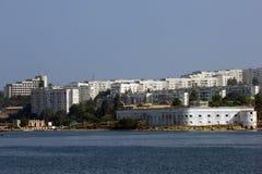De Kant van het Noorden van Sebastopol stock foto