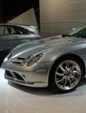 De kap van Mercedes Stock Foto's