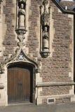 De kapel, bevorderde het huis van de Aalmoes Royalty-vrije Stock Afbeeldingen