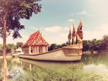 De kapel, gebouwd prachtig water aan boord Het hoofd van BO royalty-vrije stock fotografie
