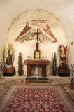 De kapel van Concepction van de opdracht, San Antonio, Texas, de V.S. Royalty-vrije Stock Afbeeldingen