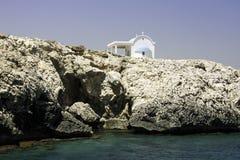 De Kapel van Cyprus Stock Fotografie