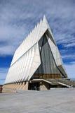 De Kapel van de Academie van de Luchtmacht royalty-vrije stock afbeelding