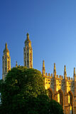 De Kapel van de koning Stock Afbeeldingen