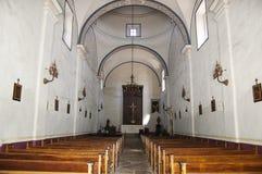 De kapel van de opdracht San Jose, San Antonio, Texas, de V.S. Royalty-vrije Stock Foto