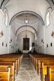 De kapel van de opdracht San Jose, San Antonio, Texas, de V.S. Stock Foto