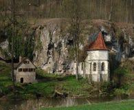 De Kapel van de rots Royalty-vrije Stock Afbeelding