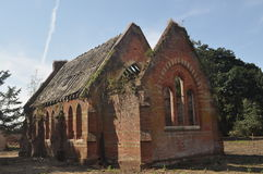 De kapel van de Thursfordzaal stock fotografie