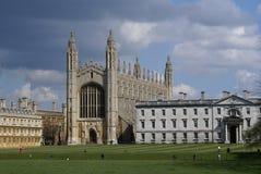 De Kapel van de Universiteit van Kingâs Royalty-vrije Stock Fotografie