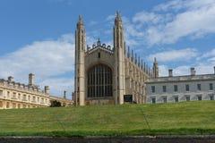 De Kapel van de koningenuniversiteit royalty-vrije stock fotografie