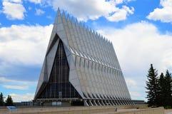 De Kapel van de Luchtmachtacademie Royalty-vrije Stock Afbeeldingen