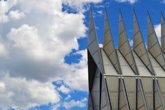 De Kapel van de Luchtmachtacademie Stock Foto's