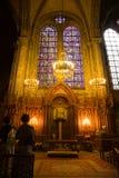 De kapel van Notre Dame du Pilier Stock Fotografie