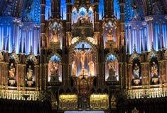 De kapel van Notredame de bon secours Stock Afbeelding
