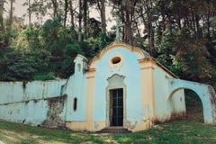De kapel van Onze Dame van de Conceptie stock afbeeldingen