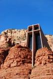 De Kapel van Sedona Stock Foto