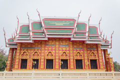 De kapel van Thailand Stock Foto