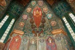De Kapel van de wattsbegraafplaats Royalty-vrije Stock Fotografie