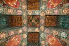 De Kapel van de wattsbegraafplaats Royalty-vrije Stock Afbeeldingen