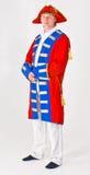 De Kapitein van het schip Royalty-vrije Stock Fotografie