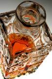 De Karaf van de whisky stock afbeelding