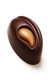 De Karamel van de chocolade Stock Afbeeldingen