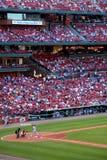 De Kardinalen van St.Louis van het Stadion van Busch royalty-vrije stock afbeelding