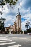 De kathedraal Stock Afbeelding