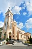De kathedraal Royalty-vrije Stock Afbeeldingen