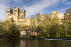 De Kathedraal april van Durham Royalty-vrije Stock Foto's