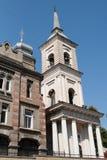 De Kathedraal Belltower van Sioni Stock Afbeeldingen