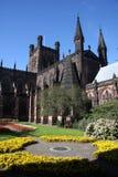De Kathedraal Cheshire van Chester royalty-vrije stock afbeelding