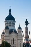 De Kathedraal Cluj van Orthdox Royalty-vrije Stock Foto's