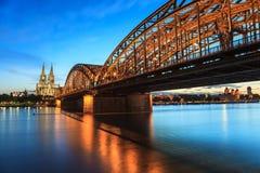 De Kathedraal Duitsland van Keulen Royalty-vrije Stock Afbeeldingen