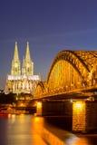 De Kathedraal Duitsland van Keulen Royalty-vrije Stock Foto