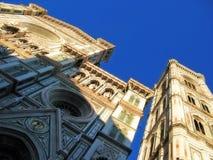 De kathedraal in Florence royalty-vrije stock fotografie